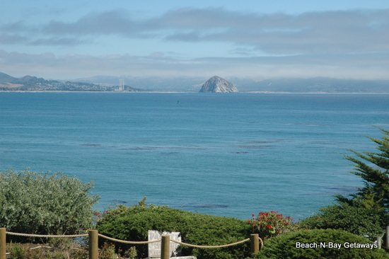 Front Seat View of Cayucos, Morro Rock and Beyond